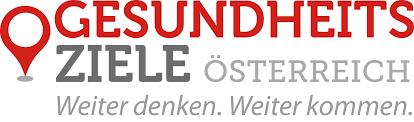 Logo Gesundheitsziele Österreich
