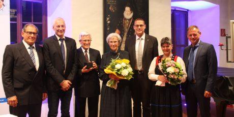 Leopold Bischof Ring Verleihung